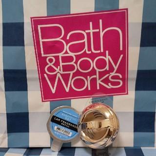 バスアンドボディーワークス(Bath & Body Works)のNAM様専用(車内アクセサリ)