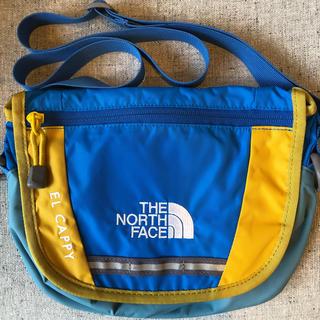 ザノースフェイス(THE NORTH FACE)のザ ノースフェイス  キッズ エルキャピー NMJ71406(ポシェット)