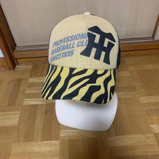 ハンシンタイガース(阪神タイガース)の阪神タイガース 応援キャップ(応援グッズ)