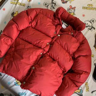 マーキーズ(MARKEY'S)のマーキーズ ダウンジャケット 赤 gerryのジャケット(ジャケット/上着)