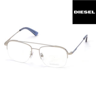 ディーゼル(DIESEL)のメタルリムメガネサングラス(サングラス/メガネ)