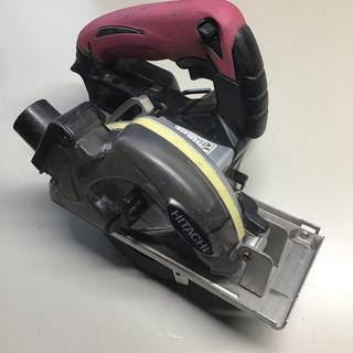 ヒタチ(日立)の日立工機 充電工具 集塵丸のこ(工具)