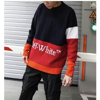 OFF-WHITE - OFF-WHITE ニットのセーター