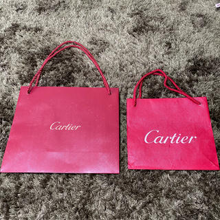 カルティエ(Cartier)のCartier ショップ袋 紙袋(ショップ袋)