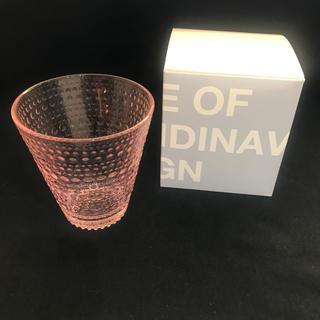 イッタラ(iittala)の廃番カラー、イッタラカステヘルミ ペールピンク(グラス/カップ)