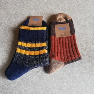 クツシタヤ(靴下屋)のTabio 紳士用 靴下 ショート丈 2足組(ソックス)