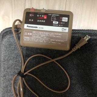 パナソニック(Panasonic)のホットカーペット PanasonicDC-2NJ(ホットカーペット)