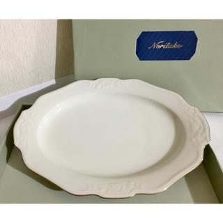 ノリタケ(Noritake)の【新品・未使用】ノリタケ コンテンポラリー /オーバルプレート(食器)