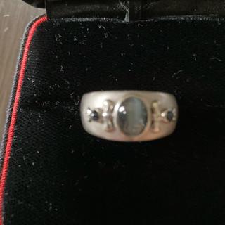 ころすけ様専用k 18ホワイトゴールド指輪(リング(指輪))