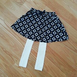 ベビーギャップ(babyGAP)の babyGap スパッツ スカートセット 100(スカート)