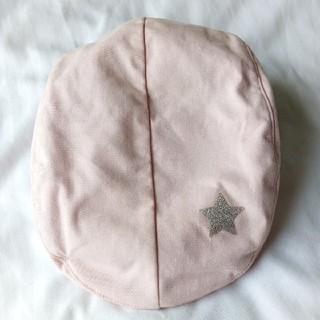 ジンボリー(GYMBOREE)の4-5歳★美品★ベビーピンク♪キッズキャスケット★帽子★ハンチング(帽子)