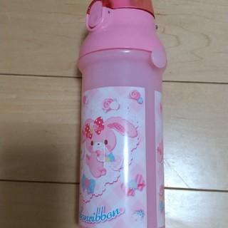 ボンボンリボン(ぼんぼんりぼん)の水筒 直飲み ぼんぼんりぼん ピンク サンリオ Panko(水筒)