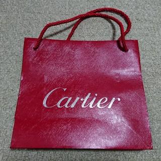 カルティエ(Cartier)のカルティエ  紙ショップ袋 (ショップ袋)