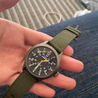 タイメックス(TIMEX)のTIMEX 腕時計 メンズ(腕時計(アナログ))