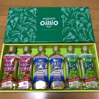 ニッシンショクヒン(日清食品)の日清オイリオ ヘルシーオイルギフト DP-30(調味料)