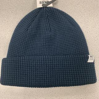 ヴァンズ(VANS)の*新品タグ付き* Vans beanie  ビーニー ニットキャップ ニット帽(ニット帽/ビーニー)