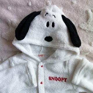 スヌーピー(SNOOPY)のスヌーピー カバーオール きぐるみ 90cm Halloween ハロウィン (カバーオール)