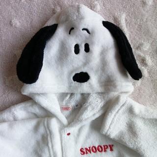スヌーピー(SNOOPY)のスヌーピー カバーオール きぐるみ 80cm Halloween ハロウィン(カバーオール)