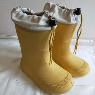 ムジルシリョウヒン(MUJI (無印良品))の【追加写真】18〜19cm 無印良品 長靴 レインブーツ(長靴/レインシューズ)