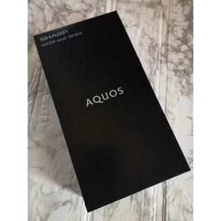 アクオス(AQUOS)の【新品】SHARP AQUOS zero2 3台セット DualSIM 量販店(スマートフォン本体)