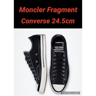 モンクレール(MONCLER)のMoncler Fragment + Converse Chuck 70(スニーカー)
