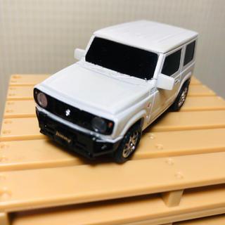 スズキ(スズキ)のBV SUZUKI ジムニー ミニカー ブルバック ホワイト(ミニカー)