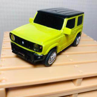 スズキ(スズキ)のBV SUZUKI ジムニー ミニカー ブルバック イエロー(ミニカー)