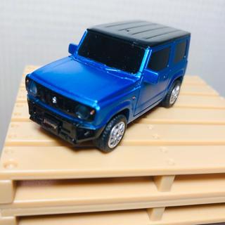 スズキ(スズキ)のBV SUZUKI ジムニー ミニカー ブルバック ブルー(ミニカー)