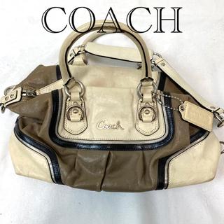 コーチ(COACH)のCOACH オールドコーチ デザインバッグ(ハンドバッグ)