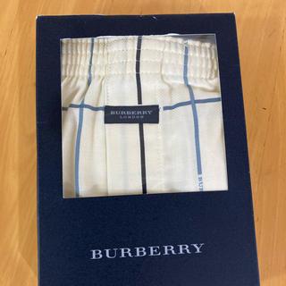 バーバリー(BURBERRY)の新品、未使用Burberryトランス(トランクス)