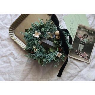Liilさま専用です☆冬の始まり針葉樹のリース(リース)