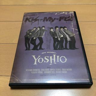 キスマイフットツー(Kis-My-Ft2)のKisMy-Ft2 DVD(アイドルグッズ)