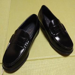 ジーティーホーキンス(G.T. HAWKINS)の❬kotan様専用❭ホーキンス 洗えるローファー 黒 25.5未使用(ドレス/ビジネス)