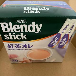 AGF ブレンディスティック紅茶オレ 30本(コーヒー)