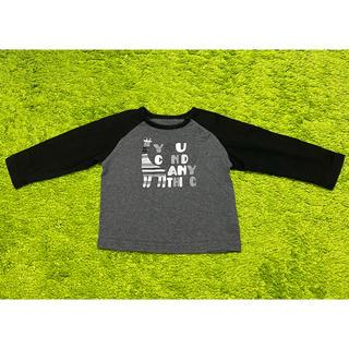 コムサイズム(COMME CA ISM)のコムサイズム ロングTシャツ 80cm(Tシャツ)