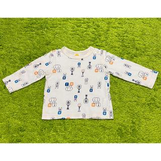 ムージョンジョン(mou jon jon)のムージョンジョン ロングTシャツ 80cm(Tシャツ)