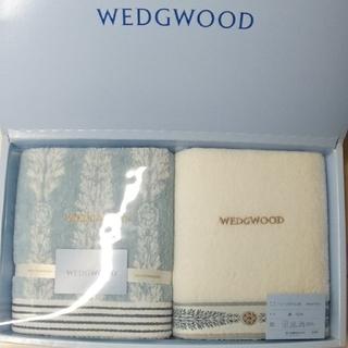 WEDGWOOD - Wedgewood ウェッジウッド フェイスタオル