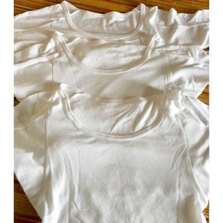 ベルメゾン(ベルメゾン)のベルメゾン 汗取りインナー salalist・半袖3枚セット(アンダーシャツ/防寒インナー)