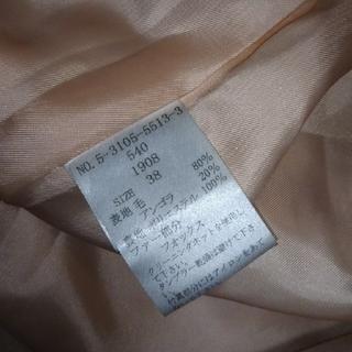 Debut de Fiore - デビュードフィオレ さえこさんコート 進化版 38