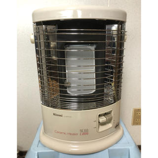 Rinnai - リンナイ ガス赤外線ストーブLPガス未使用品