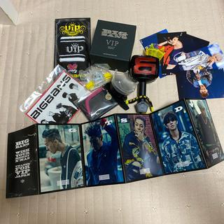 ビッグバン(BIGBANG)のBIG BANG   ライブグッズ☆9点セット(K-POP/アジア)