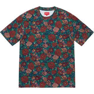 シュプリーム(Supreme)のSupreme Small Box Logo Tee Digi Floral(Tシャツ/カットソー(半袖/袖なし))