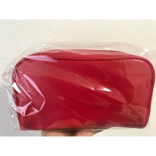 エスケーツー(SK-II)の【最終値下げ】新品SK2赤色の化粧ポーチ(ポーチ)