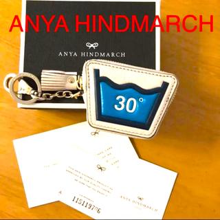 アニヤハインドマーチ(ANYA HINDMARCH)のANYA HINDMARCH コインケース キーホルダー(コインケース)
