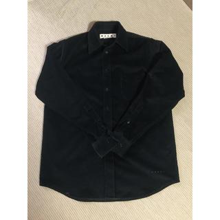 マルニ(Marni)の【値下げ】新品 MARNI コーデュロイシャツ size44(シャツ)