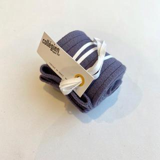 こどもビームス - Collégien ハイソックス Lavender