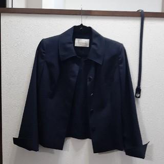 ハロッズ(Harrods)のハロッズ 紺 ジャケット(テーラードジャケット)
