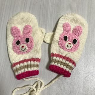ミキハウス(mikihouse)のミキハウス 女の子 手袋(手袋)