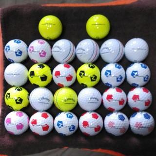 キャロウェイゴルフ(Callaway Golf)のりー120様ロストボール キャロウェイ CHROME SOFT  26個(その他)