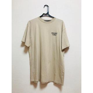 フーズフーギャラリー(WHO'S WHO gallery)のpervert the norm Tシャツ(Tシャツ(半袖/袖なし))